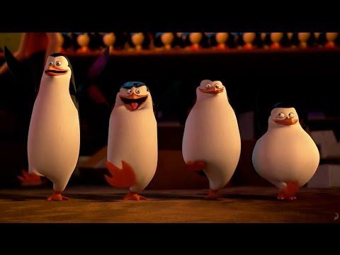 Os Pinguins de Madagascar |Trecho Exclusivo