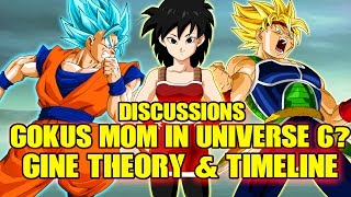 getlinkyoutube.com-Dragon Ball Super: Goku's Mother Gine Appearance? (DBZ/DBS Theory) Universe 6 Discussion