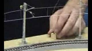 getlinkyoutube.com-9-Montaje catenaria: tensores recta