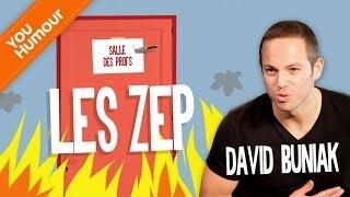 DAVID BUNIAK - Les profs en ZEP width=