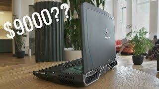 How Powerful is the World's Most Powerful Laptop? (Acer Predator 21X)