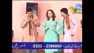 getlinkyoutube.com-New Punjabi Stage Drama Clips Zafri Khan, Sajan Abbas, Khushboo