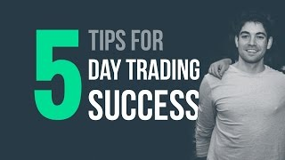 5 Success Tips from 7-Figure Day Trader, Tim Grittani