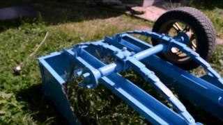 Делаем прицеп для квадроцикла