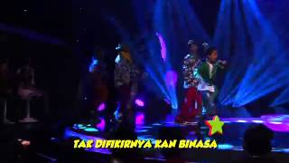 getlinkyoutube.com-Ceria Popstar 3: Popstar Karaoke - Fikry (Itik Gembo Gembo)