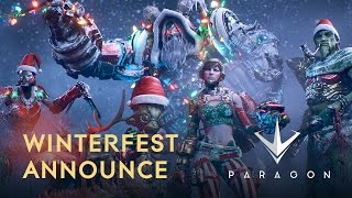 Paragon - Winterfest Announce