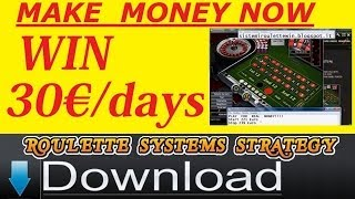 getlinkyoutube.com-Roulette System Strategy 2013   Win at 100% in all Spins of Roulette Casino