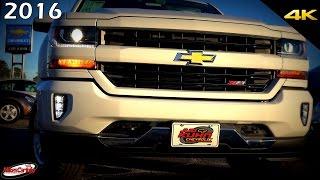 getlinkyoutube.com-2016 Chevrolet Silverado 1500 Z71 2LT - Ultimate In-Depth Look in 4K