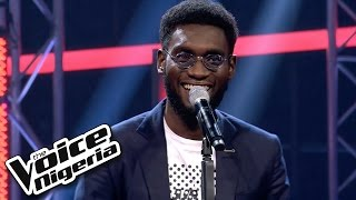 Ojay sings 'Rich and Famous' / Blind Auditions / The Voice Nigeria 2016