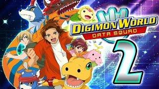 getlinkyoutube.com-Digimon World Data Squad Walkthrough Part 2 (PS2) [Digimon Savers] Full 2/29