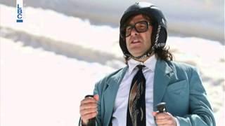 getlinkyoutube.com-Ktir Salbe Show - 21/3/2015 - Episode 75 - الأطرميزي مدرب سكي