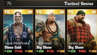 getlinkyoutube.com-WWE Immortals - Dual Big Show Defeated  - 4 Star Gear Hunting # 6