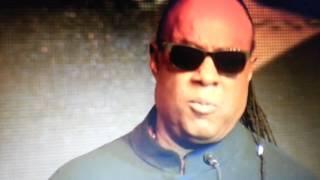 "getlinkyoutube.com-George Duke Memorial Service: Stevie Wonder ""If It's Magic"", Aug. 19th, 2013, Los Angeles"