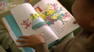 getlinkyoutube.com-Faith Reading at 2 yrs. old - Go Dog Go by P.D. Eastman