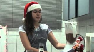 getlinkyoutube.com-Receita - Milk shake de chocolate