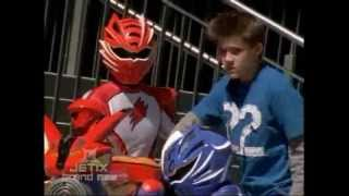 getlinkyoutube.com-Power Rangers Jungle Fury - Tigers Fall, Lions Rise - Jimmy helps with the Cannon