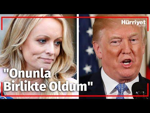 Porno Yıldızından Trump'a Dava!