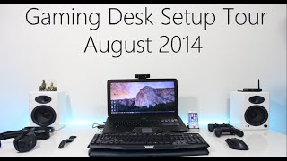 getlinkyoutube.com-My Laptop Gaming Setup August 2014