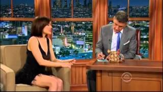 getlinkyoutube.com-Craig Ferguson 5/7/14E Late Late Show Megan Boone XD