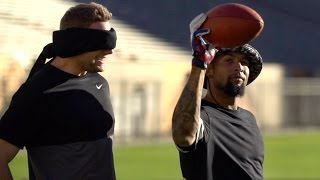getlinkyoutube.com-Odell Beckham Jr. Edition | Dude Perfect