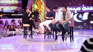getlinkyoutube.com-James, Slater and Yves talks about their lovelife on GGV