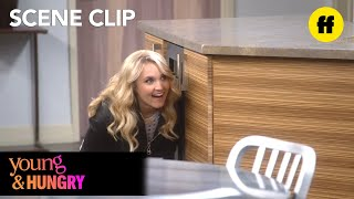 getlinkyoutube.com-Young and Hungry | 3x06 Clip: Payback | Freeform