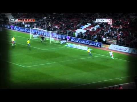 HÉLDER BARBOSA UD Almeria Season 2013/2014