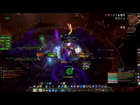 Sanctuary - Blackhand Malkorok Kill Frost Mage POV