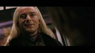 getlinkyoutube.com-Lucius Malfoy's first appearance! HP 2 clip!