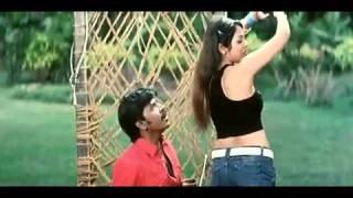 getlinkyoutube.com-Tamil Meenakshi Navel and Boobs Hot