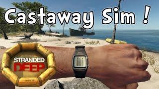 "getlinkyoutube.com-Stranded Deep E01 ""Castaway Simulator!"" (Sandbox Survival 1080p60)"