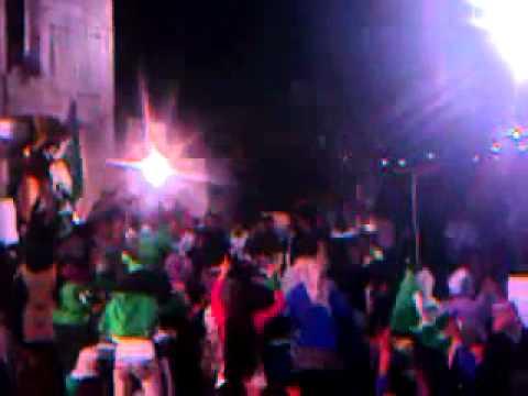 فضائح انصار القدافي شواد وراقصات