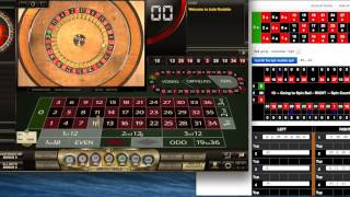 Roulette Calculator - tracker system