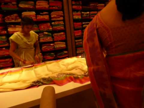 Saree selection video guide for men - part 5