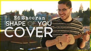 SHAPE OF YOU - Ed Sheeran (Cover) | Zack Marshall