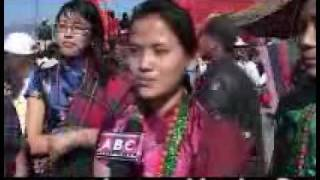 getlinkyoutube.com-Lang Lhochhar Celebration in Kathmandu