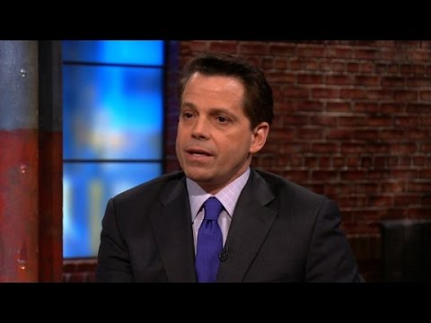 Chris Cuomo interviews Anthony Scaramucci