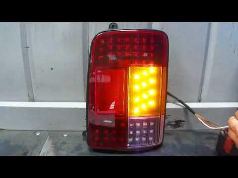Светодиодный задний фонарь на Ниву.