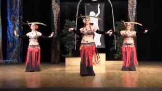 getlinkyoutube.com-Kaliyon - Liptov Orient festival 2013