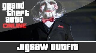 getlinkyoutube.com-GTA 5 Online - Jigsaw Outfit and Customization