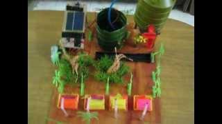 Solar Irrigation - new model