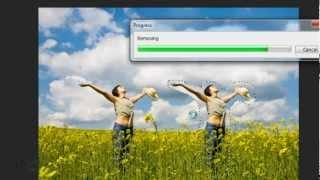 getlinkyoutube.com-What is new in Photoshop CS6 Content-aware tool | Sinhala Tutorial