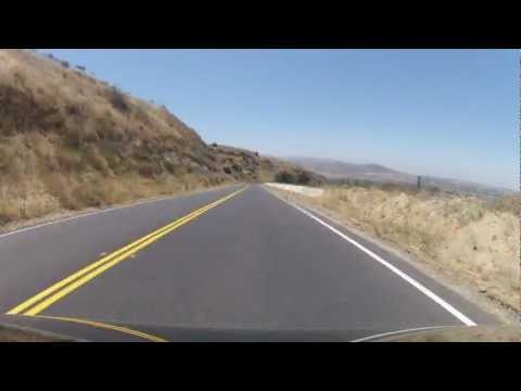 Banning California Bench in Three Minutes Time Lapse