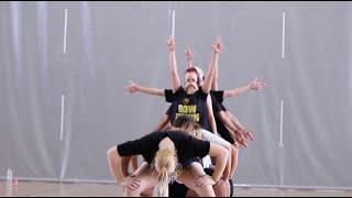 getlinkyoutube.com-Royal Family Dance Crew Masterclass Spain
