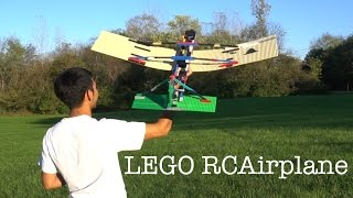 getlinkyoutube.com-RC Flying Lego Airplane