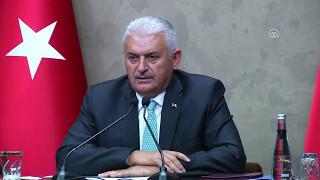 Başbakan Yıldırım: PKK'ya yardım girişimlerini kabul etmemiz söz konusu değil