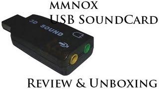 getlinkyoutube.com-MMNOX USB External Sound Card Review