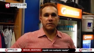 Miguel Montero agradecido con la aficion de Chicago Cubs