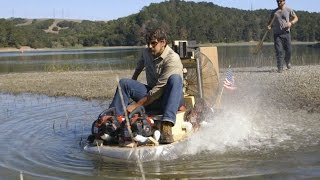 getlinkyoutube.com-The Future Is Here: A Homemade Hovercraft