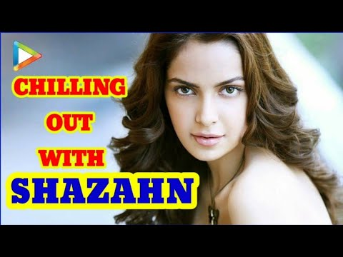 Chilling Out With Shazahn Padamsee Part 2 - Bollywood Hungama Exclusive Interviews